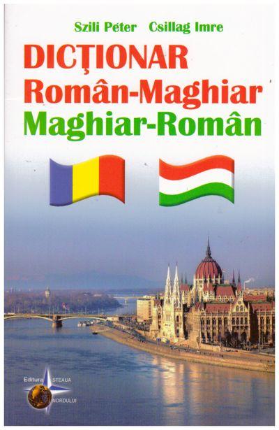 Dicţionar român-maghiar, maghiar-român