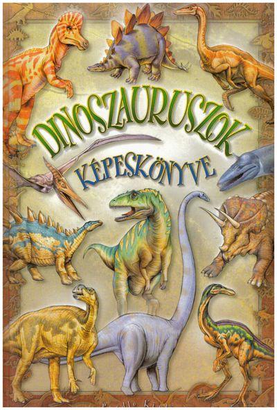 Dinoszauruszok képeskönyve