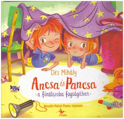 Ancsa és Pancsa a fürdőszoba fogságában