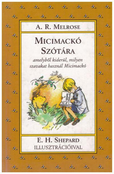 Micimackó szótára