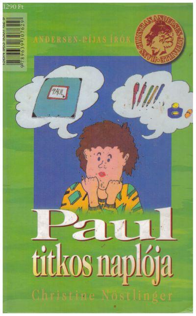 Suzi titkos naplója/Paul titkos naplója