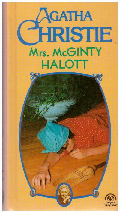 Mrs. McGinty halott