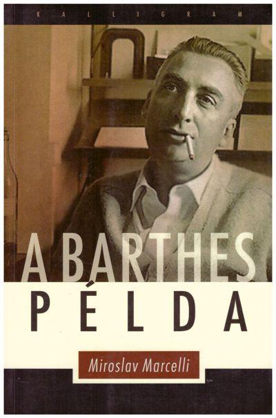 A Barthes-példa