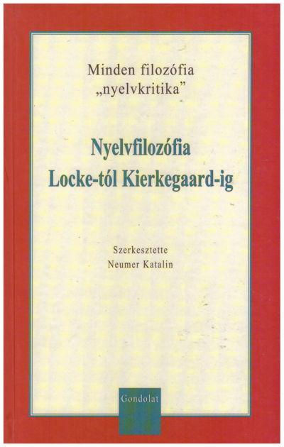 Nyelvfilozófia Locke-tól Kierkegaard-ig