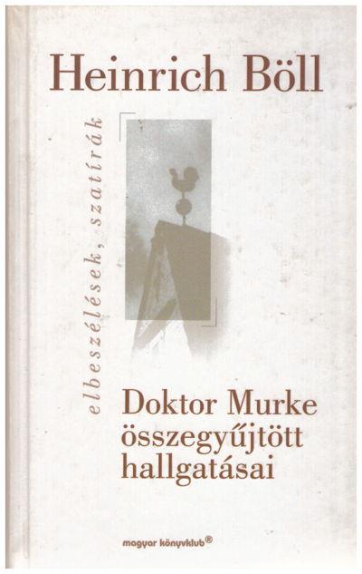 Doktor Murke összegyűjtött hallgatásai