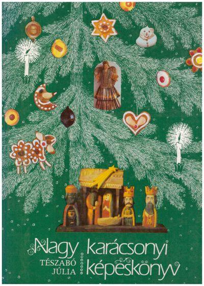 Nagy karácsonyi képeskönyv