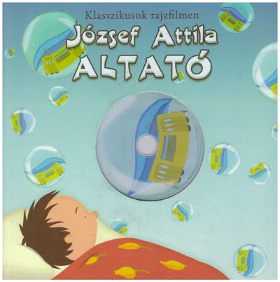 Altató - Klasszikusok rajzfilmen - DVD-melléklettel