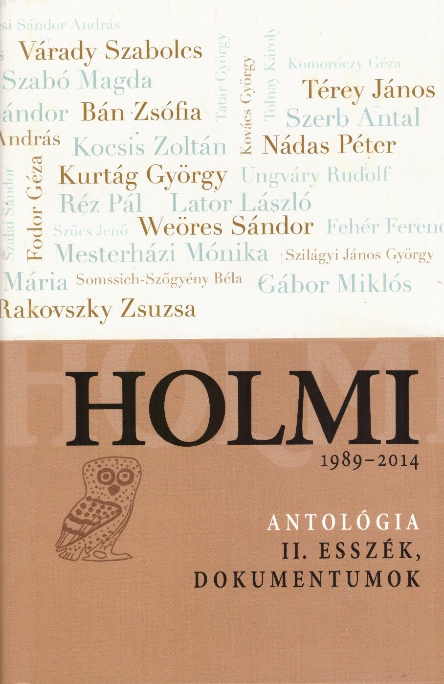 Holmi-antológia 1989—2014
